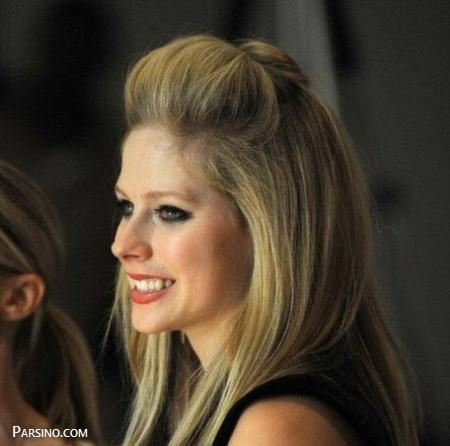 مدل مو باز و بسته , مدل موی باز مجلسی زنانه , مدل مو بلند و باز