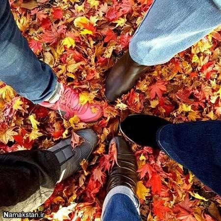 عکس پاییز ,تصویر پاییز ,عکس های پاییز و خزان
