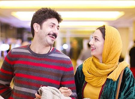 تصاویر مجتبی رجبی و همسرش حدیث میرامینی